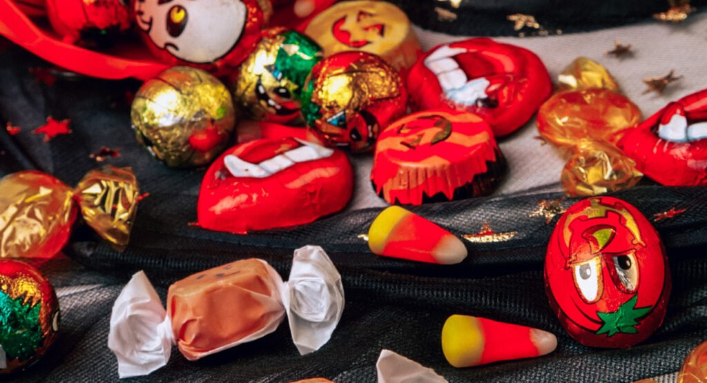 How to find ecofriendly wrapped candy for your zero waste halloween