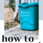 How to rot (compost at home)