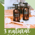 The Only 3 Natural Household Cleaners You Need That You Can Make At Home
